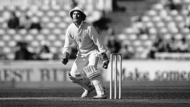 Alan Knott finished with 250 catches and 19 stumpings, a world record at the time of his retirement. With bat his deeds amounted to 4389 runs at 32.75 in 95 Tests, with 6 hundreds and 30 fifties © Getty Images