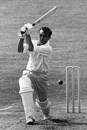 John Edrich… 238 of his 310 in a Test innings against New Zealand came in fours and sixes © Getty Images