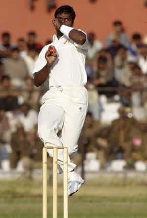 Dodda Ganesh… 365 First-Class wickets © Getty Images