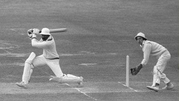 Clive Lloyd (left) could savage any attack in full flow © Getty Images