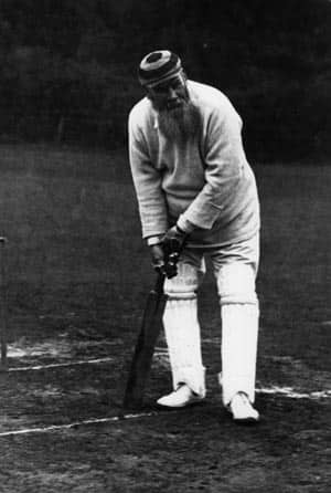 WG Grace © Getty Images