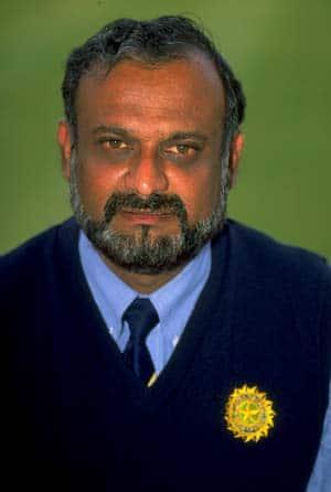 Brijesh Patel © Getty Images