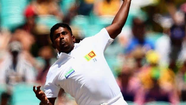 Rangana Herath's statistics prove that he is up there among the best bowlers in the world © Getty Images