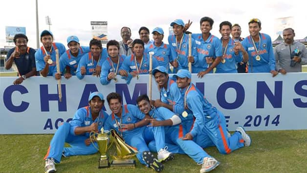 Icc U19 World Cup Records Over The Past Years: ICC Under-19 World Cup 2014 Preview: India Face Arch