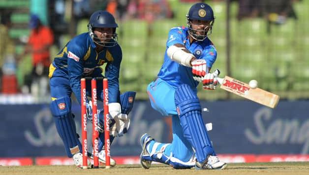 Live Cricket Score: India vs Sri Lanka ICC World T20 2014 warm-up ...