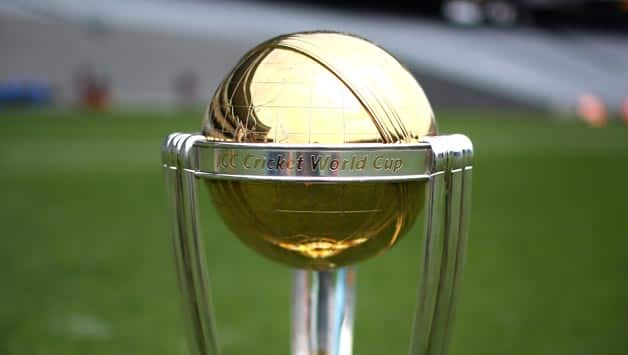 ICC World Cup Trophy C Getty Images