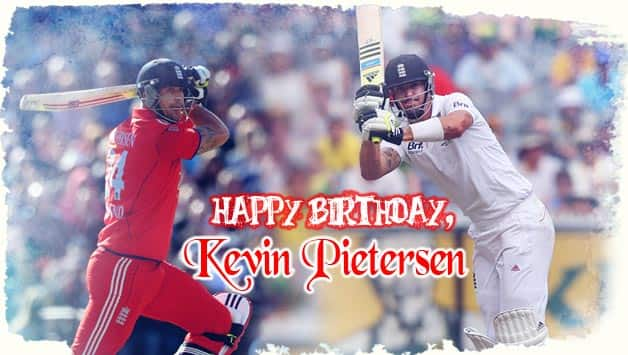 Kevin Pietersen is one of England's most prolific batsmen © Getty Images