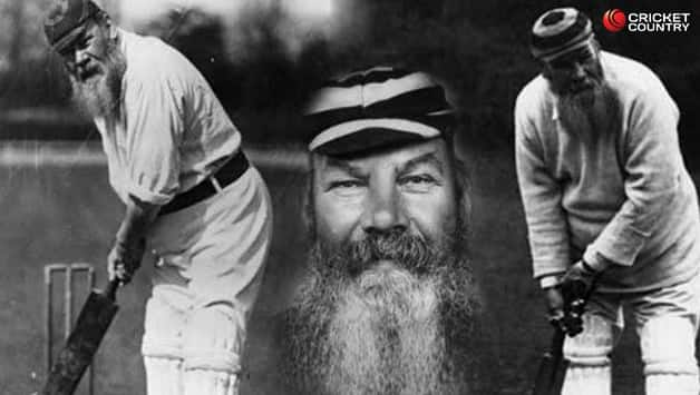 WG Grace was cricket's first superstar © Getty Images