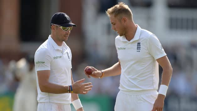Broad is just one wicket away from 400 Test wickets. (Getty)