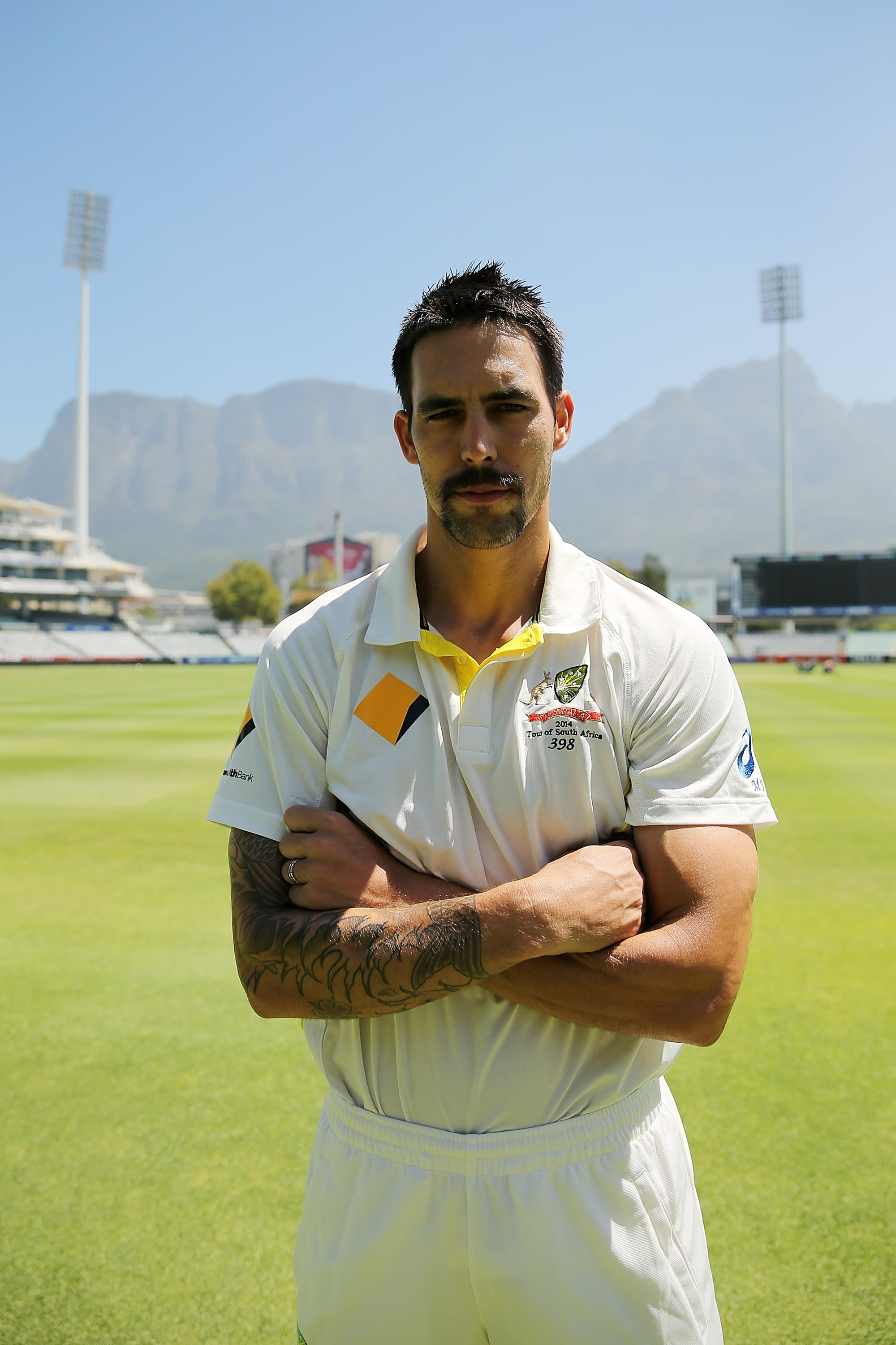 Mitchell Johnson Hairstyle Mitchell Johnson Appear in