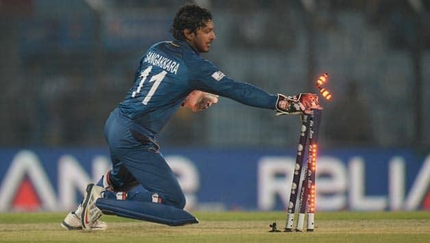 Image result for sangakkara wicket keeper