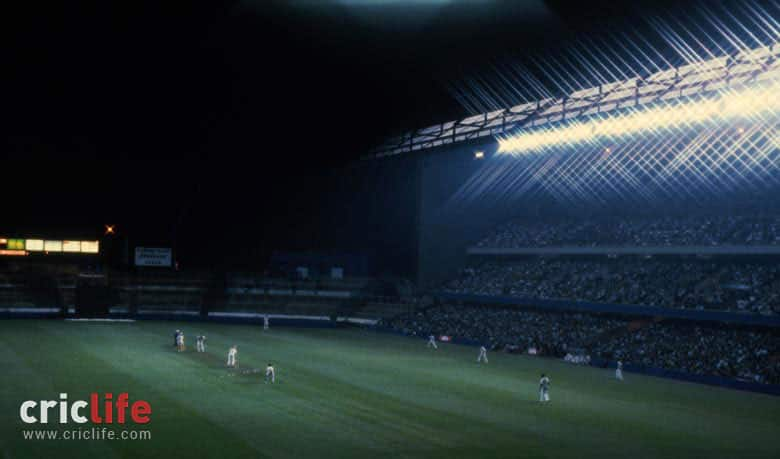 Cricket at Stamford Bridge