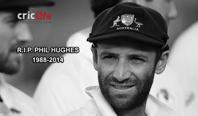 Cricket world mourns death of Phil Hughes: Twitter reactions