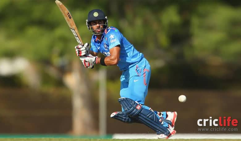 Manoj Tiwary to be the first recipient of BCCI's newly-instituted Sunil Valson Award
