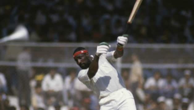 Poor Sri Lankans suffered the wrath of Viv Richards that day © Getty Images (File Photo)