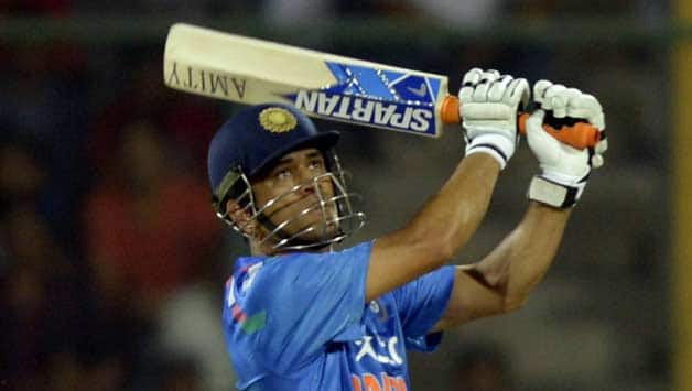 ms dhoni smashes 183 against sri lanka cricket country