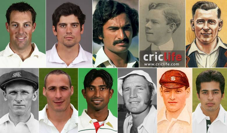 Dream Team: Eleven comprising Christmas Day-born cricketers