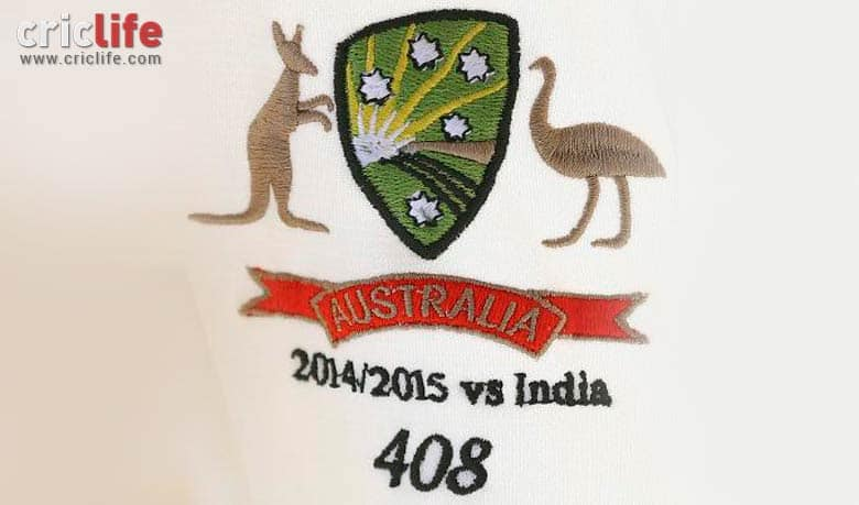 Cricket Australia Twitter changes Twitter display to Phil Hughes' Test number '408'