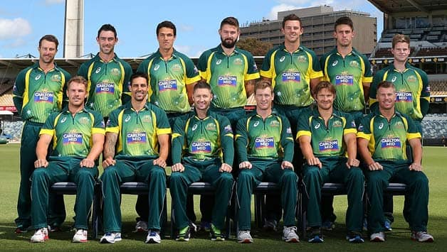 Australia announce squad for ICC World Cup 2015, Michael Clarke to ...
