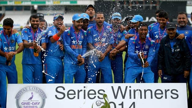 Team India Announced For ICC World Cup 2015 No Major Surprises
