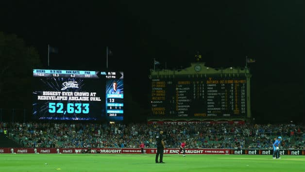 big bash league cricket registers record attendance so why blame
