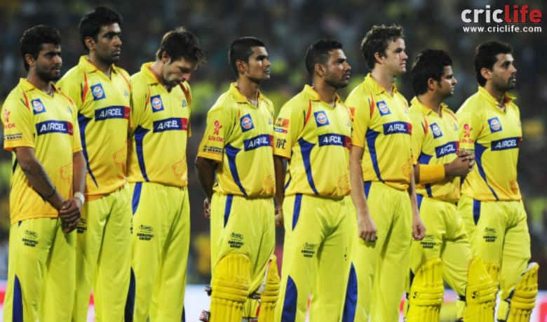 MRF likely to buy Chennai Super Kings