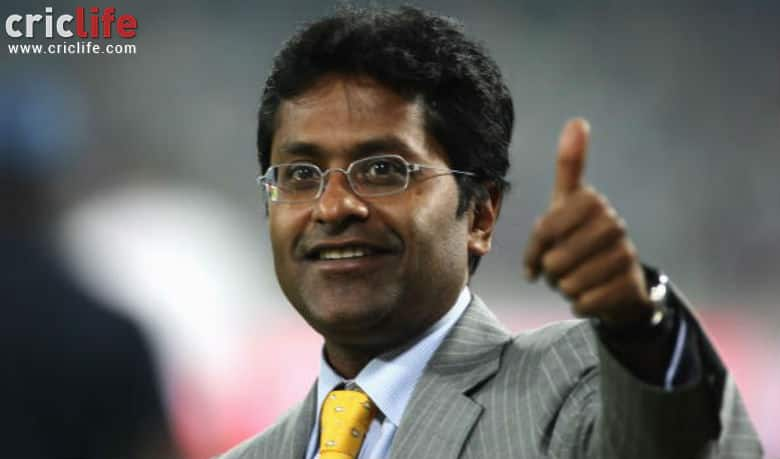 Lalit Modi lauds Supreme Court's judgement on N Srinivasan on Twitter