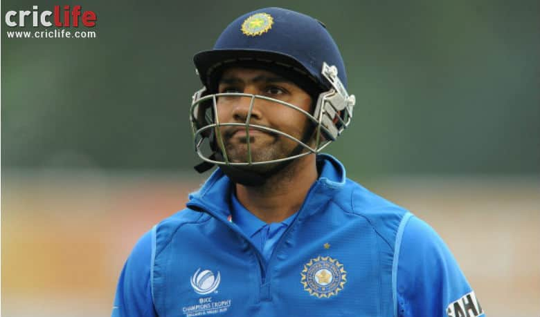 Rohit Sharma set to miss remainder of the tri-series