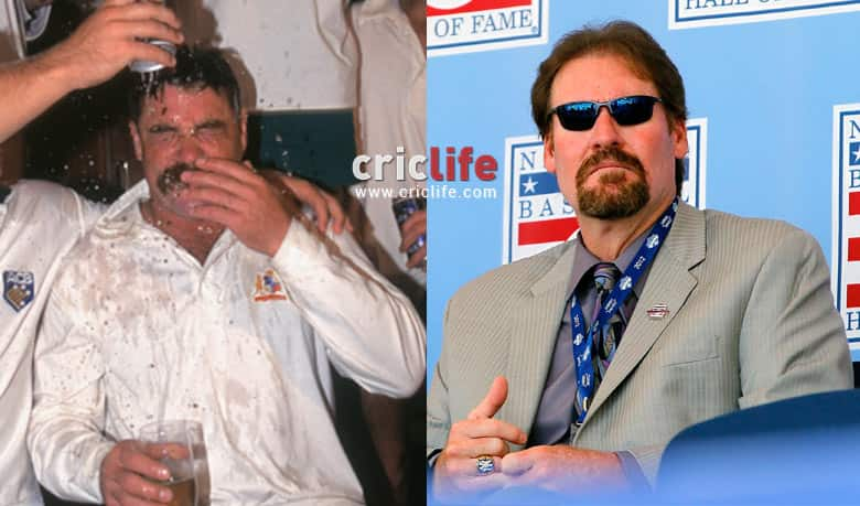 David Boon's record of beer consumption smashed by baseball player Wade Boggs
