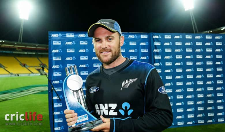 Brendon McCullum writes letter to bosses to excuse New Zealand fans from work