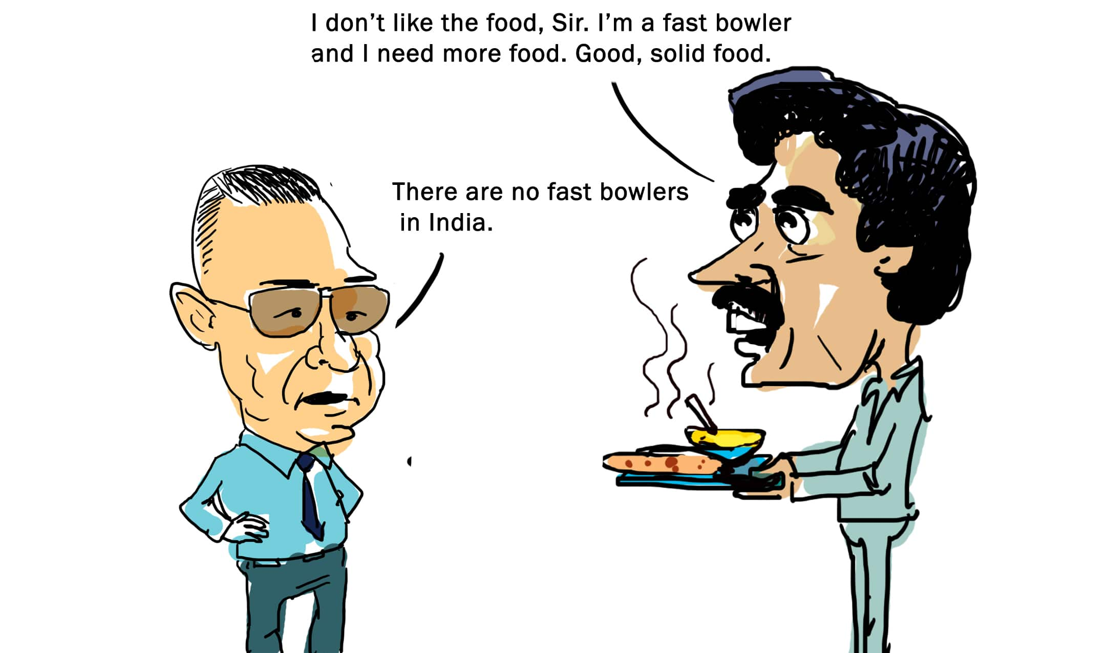 When a BCCI official provoked Kapil Dev into fast-track his way to greatness