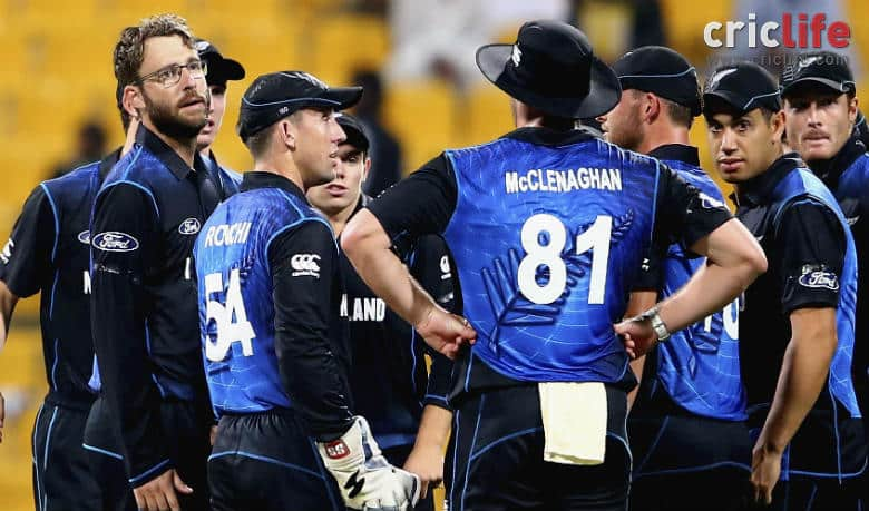 Jimmy Neesham and Matt Henry miss out in New Zealand's World Cup squad