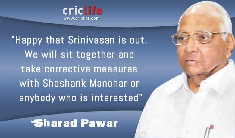 Sharad Pawar elated over Supreme Court's judgment on N ...