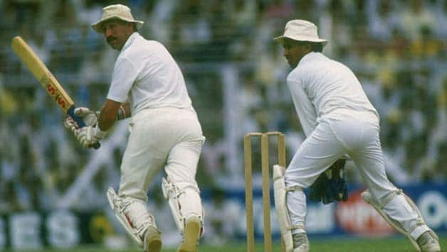 Once Graham Gooch executed his planned assault, India did not stand a chance © Getty images