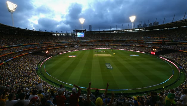 ICC Cricket World Cup 2015 Large Indian Crowd Turnout At