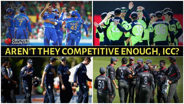 Associate Nations and their impact on Cricket. Image Courtesy: CricketCountry.com
