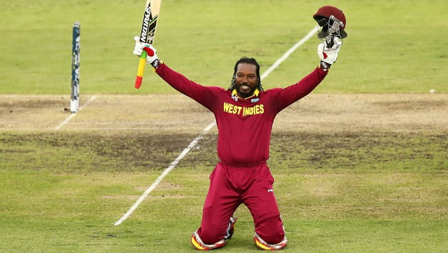 Chris-Gayle-of-the-West-Indies-celebrate