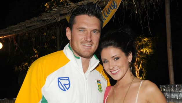 Graeme Smith To Split From Wife Morgan Deane Cricket Country