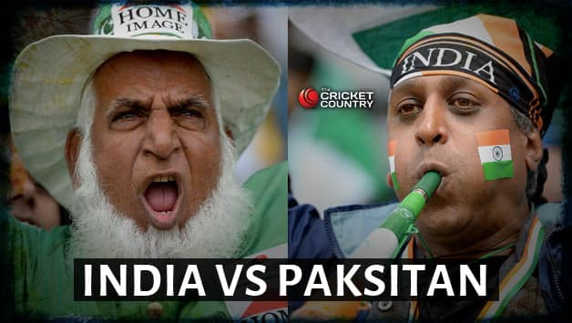 India vs Pakistan - Mother of all battles. Image Courtesy: CricketCountry