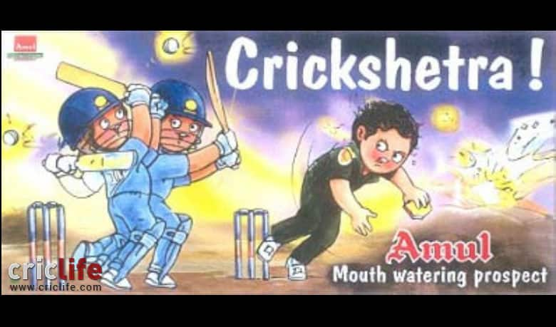 India and Pakistan face off in 2004