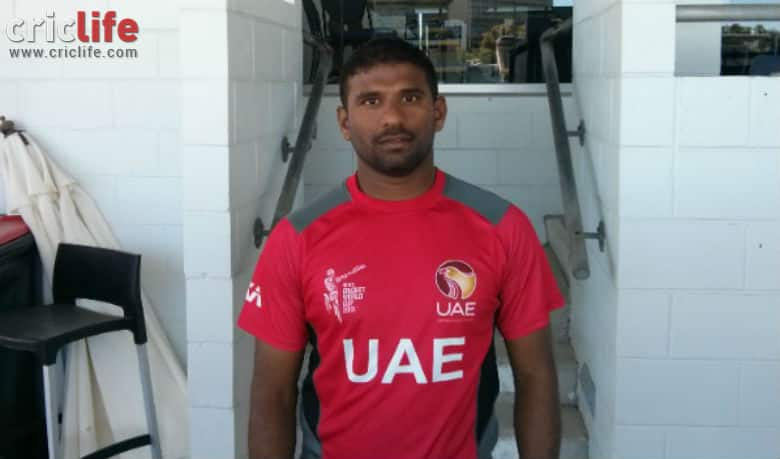 Swapnil Patil: A former Mumbai Ranji Trophy probable will play for UAE today against India