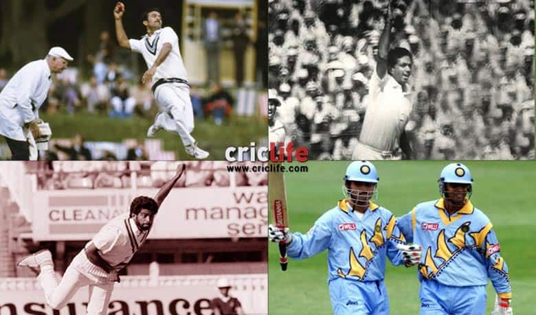 12 firsts in cricket World Cup history