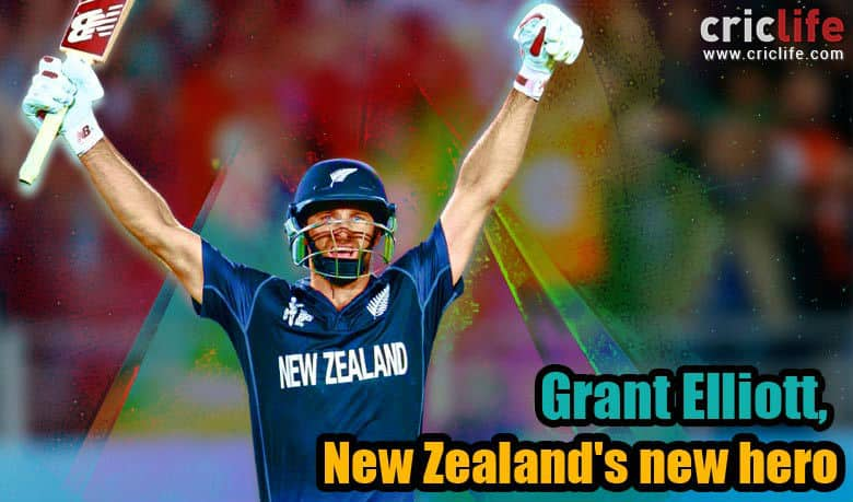 Grant Elliott: A surprise selection that stood up at the direst of situation