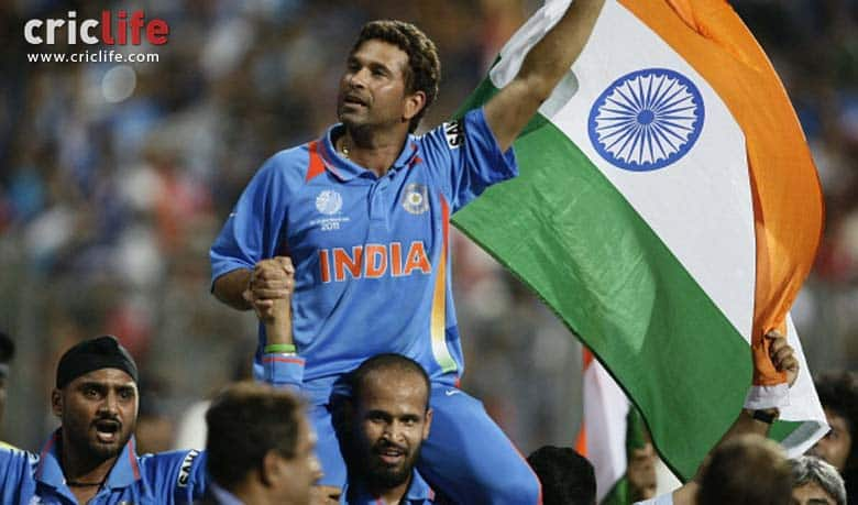 17 Players Who Have Appeared In At Least Five World Cups Cricket