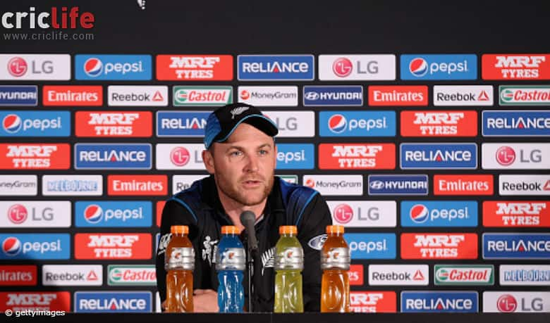 Brendon McCullum: We walk away with our heads held high, I am sure everyone will be proud of what we have been able to achieve