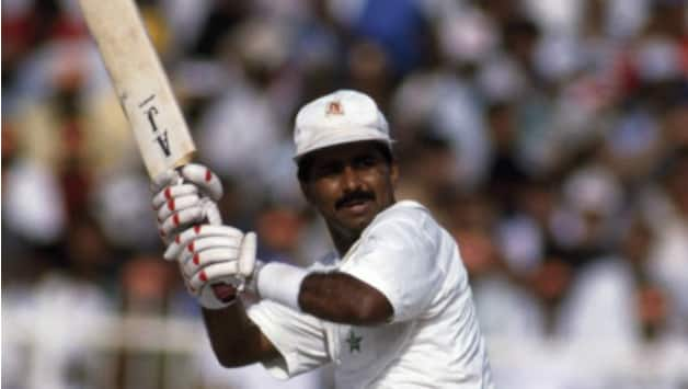 The hundred took Javed Miandad to the echelon of legends © Getty Images
