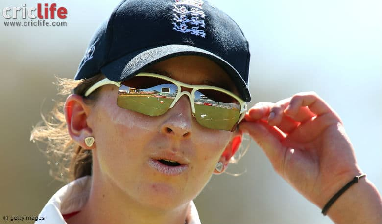English woman cricketer Kate Cross creates history by starring in men's league