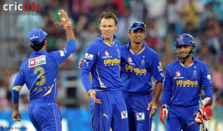 Rajasthan Royals player informs BCCI that he got offered money to fix IPL 2015 match