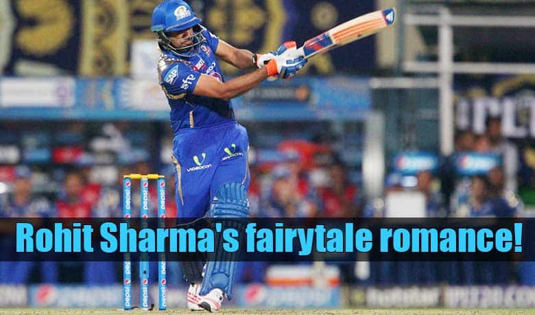 Rohit Sharma's obsessive love affair with Eden Gardens
