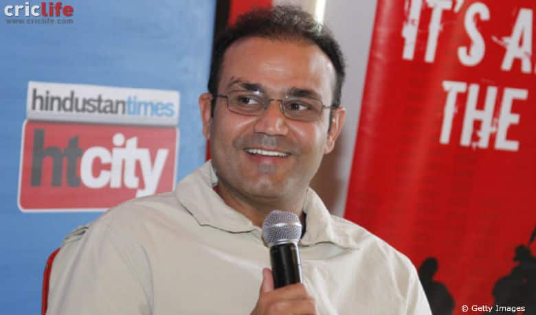 Virender Sehwag: Players watch videos to find out their mistakes, I watch it to enjoy my boundaries